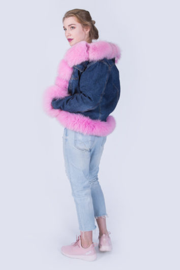 Куртка Fursini из финского песца