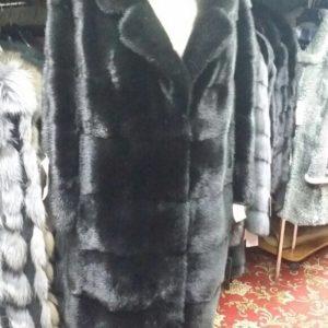 Пальто Fursini из корки черная